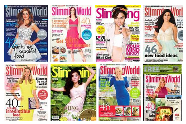 slimming magazines